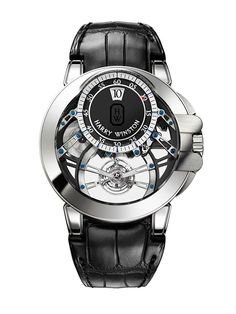 For the first time, a combination of two sophisticated complications in a single timepiece HARRY WINSTON the Ocean Tourbillon Jumping Hour (PR/Pics http://watchmobile7.com/data/News/2013/05/130522-harry_winston-OCEAN_TOURBILLON_JUMPING_HOUR.html) (1/3)