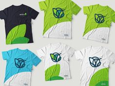 New practical design case study on branding by Tubik Studio, showing the stages of building-up strong corporate identity for the landscape care company Andre. Web Design, Design Case, Psych Shirt, T Shirt, Shirt Print Design, Shirt Designs, Tshirt Branding, Corporate Shirts, Branding Design