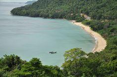 Pulau Nasi, Panorama Beautiful Indonesia yang Tersembunyi