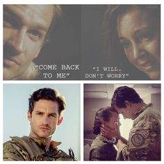 Ben Aldridge And Lacey Turner. Our Girl- quotes of note Girls Series, Tv Series, Our Girl Bbc, Ben Aldridge, Reign Tv Show, Hallmark Movies, American Pride, Movies Showing, History