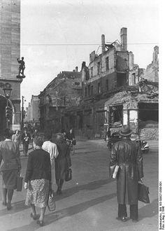 1946 Friedrichstrasse Ecke Unter den Linden