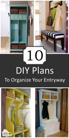 10 DIY Entryways You Can Build - Best of DIY at Centsational Girl