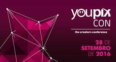 youPIX CON | Evento Reúne os Maiores Líderes do Conteúdo Digital