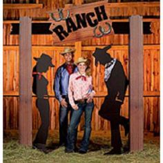 Cowboy/ ranch themed events  http://www.partyplannerdenver.com