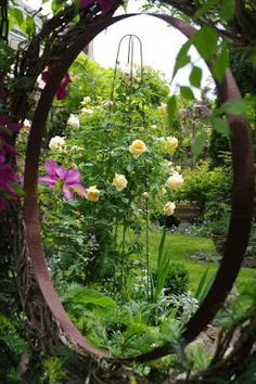Le jardin des couronnes
