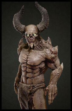 Demon, Jonas Bergholm on ArtStation at https://www.artstation.com/artwork/demon-51e6988e-1d4c-48d9-b91c-33df8ef23d8b