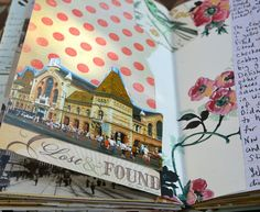 mary ann moss travel journal- working one of these now for vacation....