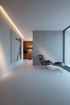 'Minimal Interior Design Inspiration' is a biweekly showcase of some of the most perfectly minimal interior design examples that we've found around the web - Interior Design Examples, Interior Design Inspiration, Home Interior Design, Interior Architecture, Design Ideas, Daily Inspiration, Room Interior, Simple Interior, Interior Ideas