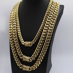 cf80d65322 47 Best Iced out chain images in 2018 | Cuban, Plating, Chains