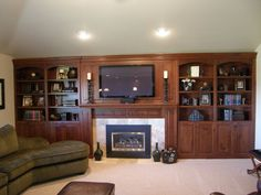 custom centers and wall units 155 for the remodel pinterest