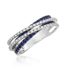 sapphire ring except with garnet instead of diamonds for a mothers ring