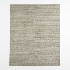 Steven Alan Solid Wool Shag Rug - Oatmeal