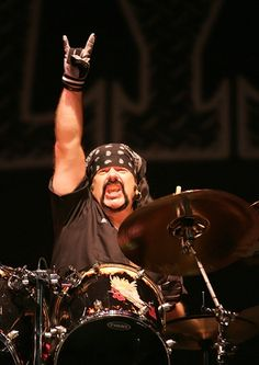 Pantera's Vinnie Paul on Unearthing New Track for 'Vulgar' Reissue    Read more: http://www.rollingstone.com/music/news/q-a-panteras-vinnie-paul-on-unearthing-new-track-for-vulgar-reissue-20120615#ixzz1y1c0UpdG