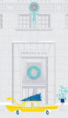 Let's go to Tiffany this holiday season.