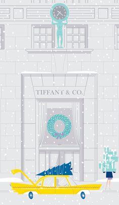 Let's go to Tiffany this holiday season.