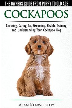 Cockapoos: The Owners Guide from Puppy to Old Age: Choosing, Caring For, Grooming, Health, Training and Understanding Your Cockapoo Dog Read more http://dogpoundspot.com/cockapoos-the-owners-guide-from-puppy-to-old-age-choosing-caring-for-grooming-health-training-and-understanding-your-cockapoo-dog/ Visit http://dogpoundspot.com for more dog review products