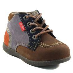 146A KICKERS BABYSTAN BEIGE www.ouistiti.shoes le spécialiste internet  #chaussures #bébé, #enfant, #fille, #garcon, #junior et #femme collection automne hiver 2016 2017
