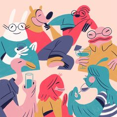 Hump Day on Behance