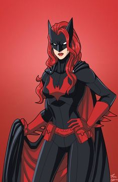 Commissioned by Roy Westerman Roysovitch Concept/Design also by Roy Westerman Character Owned by DC Comics Batwoman commission Batwoman, Nightwing, Dc Batgirl, Marvel Dc Comics, Hq Marvel, Red Hood, Gotham City, Red Robin, Batman Universe
