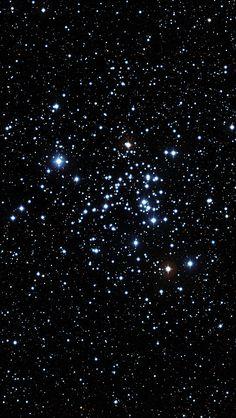 Globular Cluster Star Formation Region #iPhone #5s #wallpaper