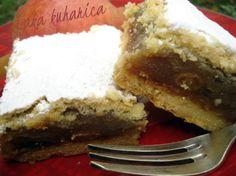 Croatian apple cake recipe - Foodista.com