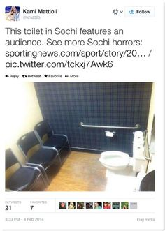 Hilarious And Horrendous Conditions Of Sochi Hotels