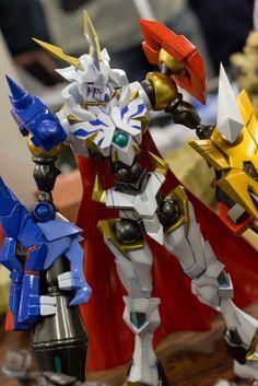 GUNDAM GUY: CPM Asakusabashi Plastic Model Exhibition (Tokyo, Japan) - Image Gallery [Part 4]
