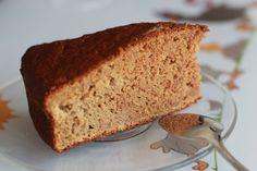 Gâteau aux pommes râpées au Thermomix - sans gluten et sans produits laitiers mais avec beaucoup de goût et de moelleux ! Yummix.fr