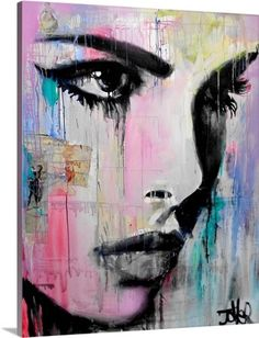 Loui Jover Premium Thick-Wrap Canvas Wall Art Print entitled Tempest, None