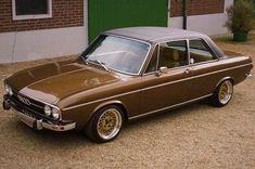 1973 Audi 100 LS 2 Door