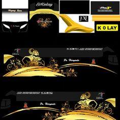 101+ Livery BUSSID (Bus Simulator Indonesia) HD SHD Koleksi Lengkap Terbaru - Raina.id Scorpio Car, Star Bus, Bus Games, Luxury Bus, Phone Wallpaper Design, Skull Pictures, New Bus, Bus Coach, Bus Travel