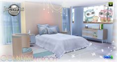 JomsimsCreations : GOUNDRA Bedroom.