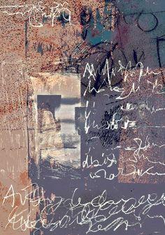 asemic writing - mila blau