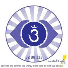 Balancing third eye chakra
