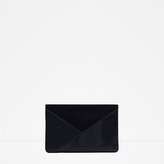 ZARA - NEW IN - COMBINED CLUTCH BAG