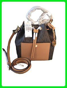 Michael Kors Greenwich Medium Bucket Bag - Shoulder bags ( Amazon  Partner-Link) e5ba06d7e8d19