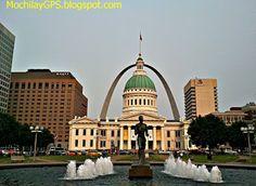 Mochila y GPS: El este de Estados Unidos I: Chicago y San Luis