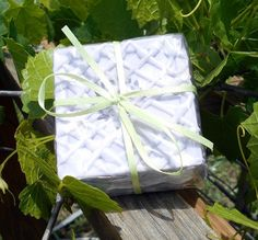 Magnolia Bergamot Shea Butter Soap 4 ounces by BlackWillowSoaps, $12.98