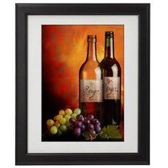 Selbst Weinliebhabern muss man nicht immer eine Flasche Vino schenken. Wie wäre es stattdessen denn mal mit einem Gemälde mit personalisierten Weinflaschen? ;) via: www.monsterzeug.de