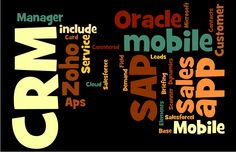 Top 17 iOS Mobile CRM Applications for iphone and ipad - https://www.predictiveanalyticstoday.com/top-ios-mobile-crm-applications-iphone-ipad/