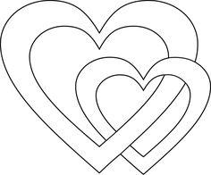 8 Herz Vorlage Ideen Herz Vorlage Herzschablone Basteln
