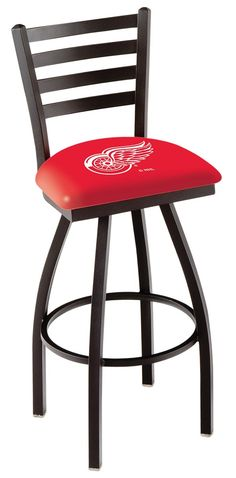 Detroit Red Wings Bar Stool L01436DETRED
