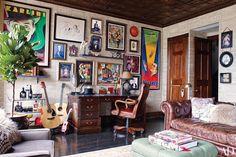 Oscars host Neil Patrick Harris takes us inside his stylish Harlem townhouse