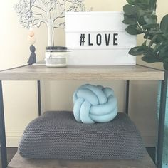 Love our new knot cushion from @hillsidedecor , it's gorgeous! You can see our Soy candle range in there too, they are available now and our fragrances are -Tropical, Mandarin and Mimosa, Mango and Papaya, Lemongrass and Lime and Coconut and Lime. DM, email or visit our etsy shop.  #soycandles #knotcushion #nidiebo #decor #interiors #homedecor #shopsmall #etsyau #etsyseller #handmade