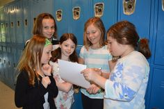 Lakehill Lower School Committees Write Declarations for Change