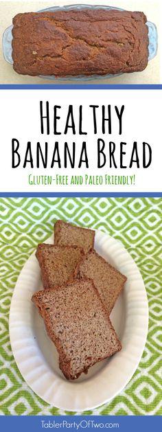 Recipe banana bread baked oatmeal healthy banana bread baked