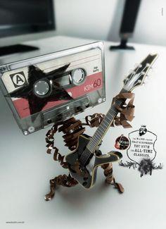 Radio Kiss FM: Paul Stanley | Ads of the World™