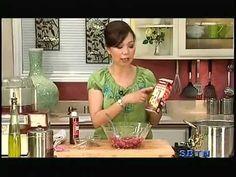 ▶ Bo Vien - Vietnamese Beef Meatballs Tap 1/2 -Uyen Thy's Cooking - YouTube