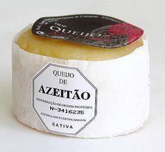 Queijo de Azeitao, Azeitao Cheese via Republic of Foodies, Portugal