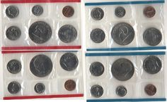 1976 U.S. Uncirculated Coin Set
